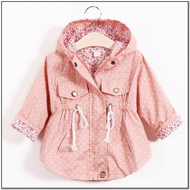 Infant Girl Outerwear