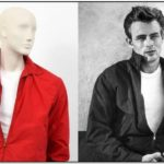 James Dean Style Red Jacket