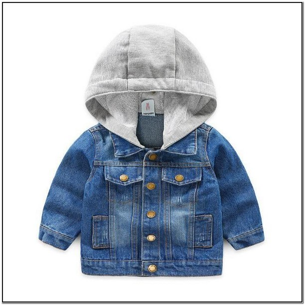 Jean Jackets For Kids Sale