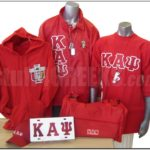 Kappa Alpha Psi Jackets Clothing