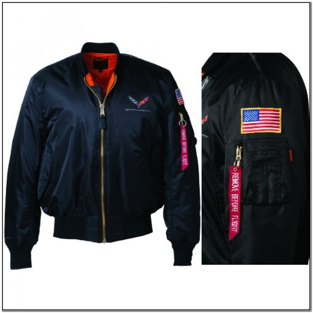 Ladies Corvette Jackets