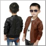 Leather Jacket For Toddler Boy