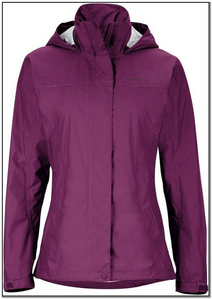 Lightweight Ladies Rain Jacket