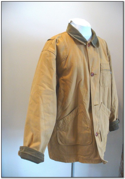 Ll Bean Mens Barn Jacket