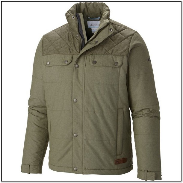 Ll Bean Winter Jackets Mens