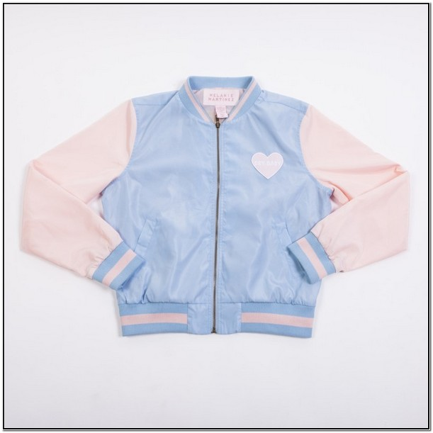 Melanie Martinez Bomber Jacket Amazon