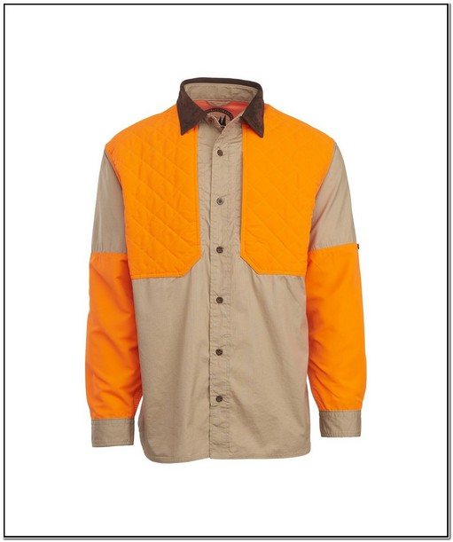 Mens Blaze Orange Hunting Jacket