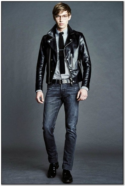 Mens Leather Jacket Styles 2017