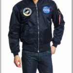 Nasa Bomber Jacket Amazon