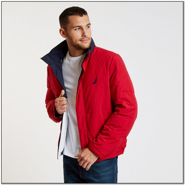 Nautica Mens Down Jackets