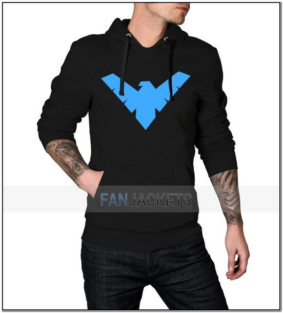 Nightwing Jacket Hot Topic