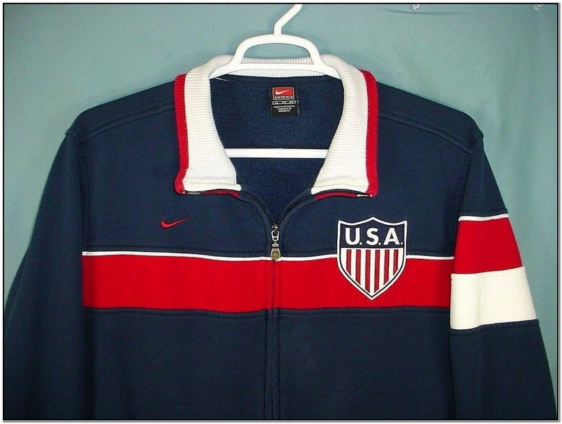 Nike Soccer Warm Up Jackets