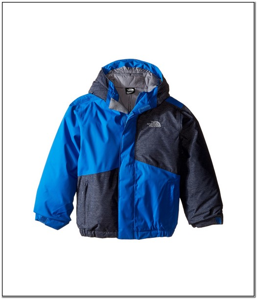 North Face Toddler Jacket Size Chart