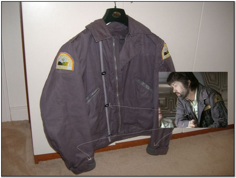 Nostromo Jacket Alien
