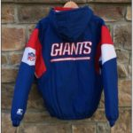 Ny Giants Starter Pullover Jacket