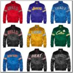 Satin Starter Jackets Nba
