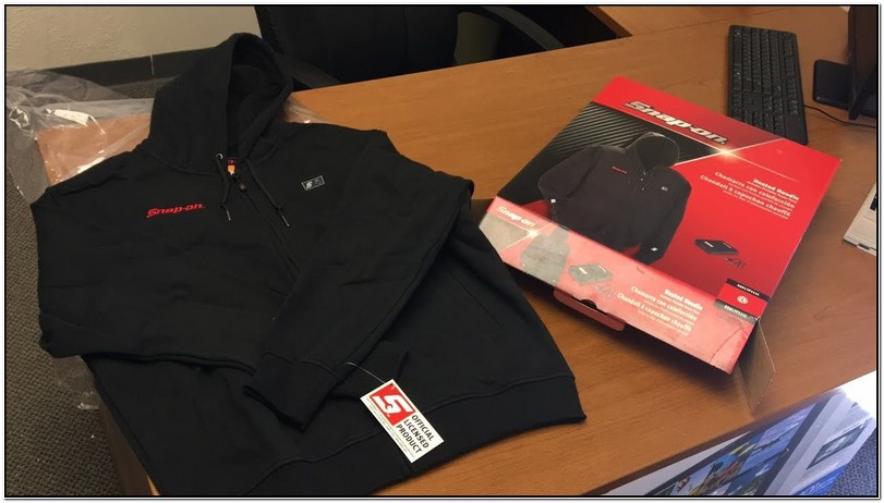 Snap On Heated Jacket Review