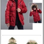 Toddler Boy Winter Jacket
