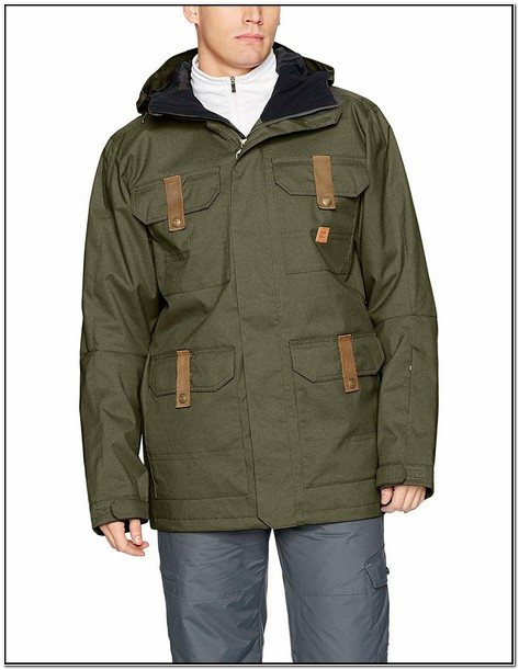 Top Rated Mens Snowboarding Jackets