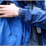 Ultralight Rain Jacket With Pit Zips