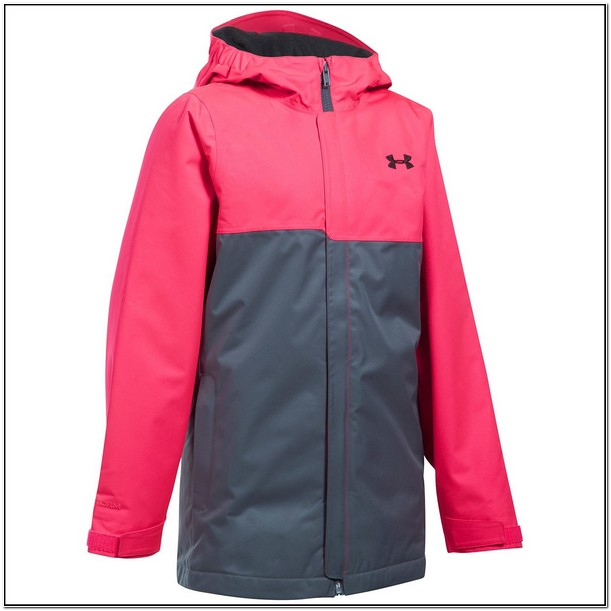 Under Armour Jackets For Girls
