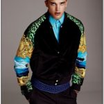 Versace H And M Bomber Jacket