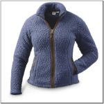 Womens Fuzzy Jacket With Hood