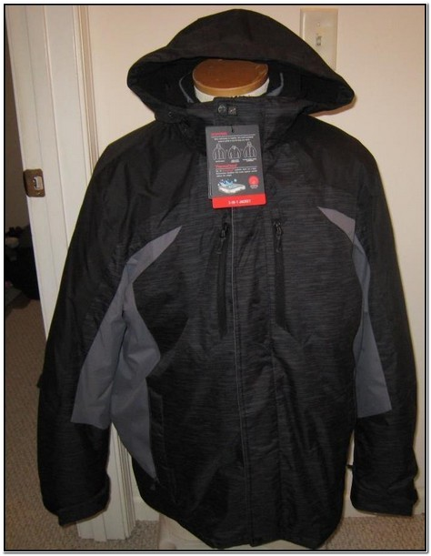 Zeroxposur 3 In 1 Jacket Mens
